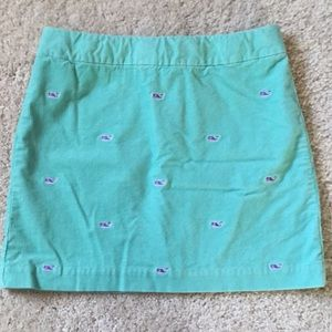 Vineyard Vines girls skirt size 8